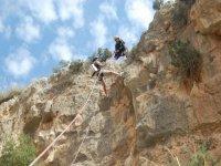 Dry canyon in Santa Cruz de Moya
