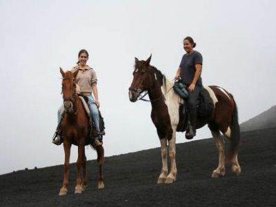 Ruta a caballo Icod de los Vinos. 7 horas