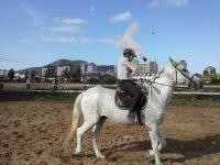 clase de equitacion en Laredo