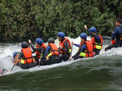 Piraguilla Turismo Activo Rafting