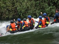 Rafting in Galizia