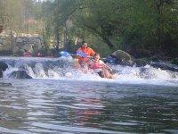 Rafting en Arousa