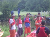 Ready for rafting