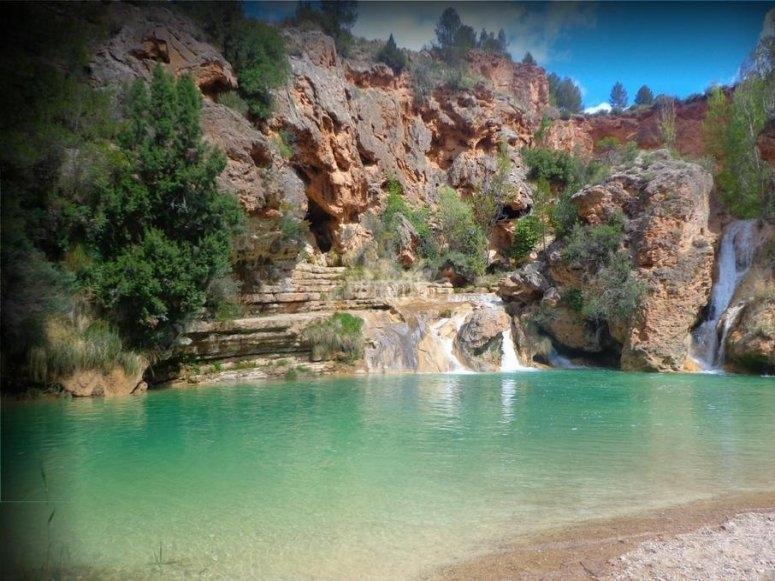 A beautiful canyon