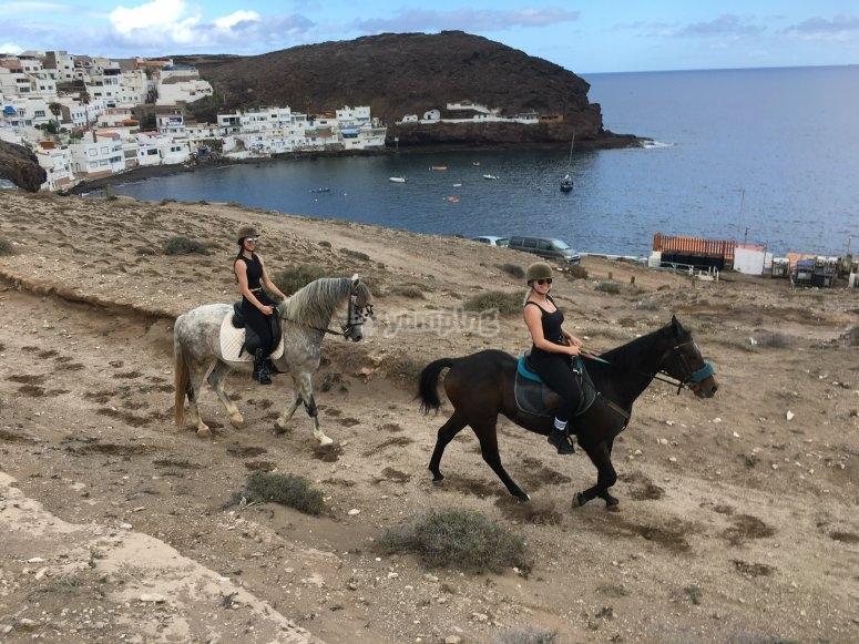 Horseback ride Telde