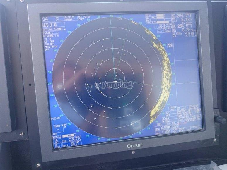 我们的雷达