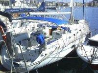 帆船LasÁguilas-Baja季节4小时