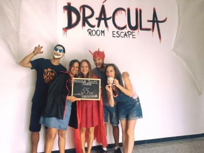 Drácula Room Escape