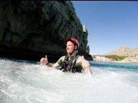 Despues del salto al agua