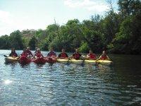 Kayak active tourism
