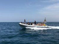 Gita in barca attraverso Denia