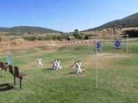 Practicar tiro con arco en Salamanca