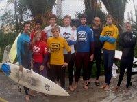 加泰罗尼亚冲浪学校队