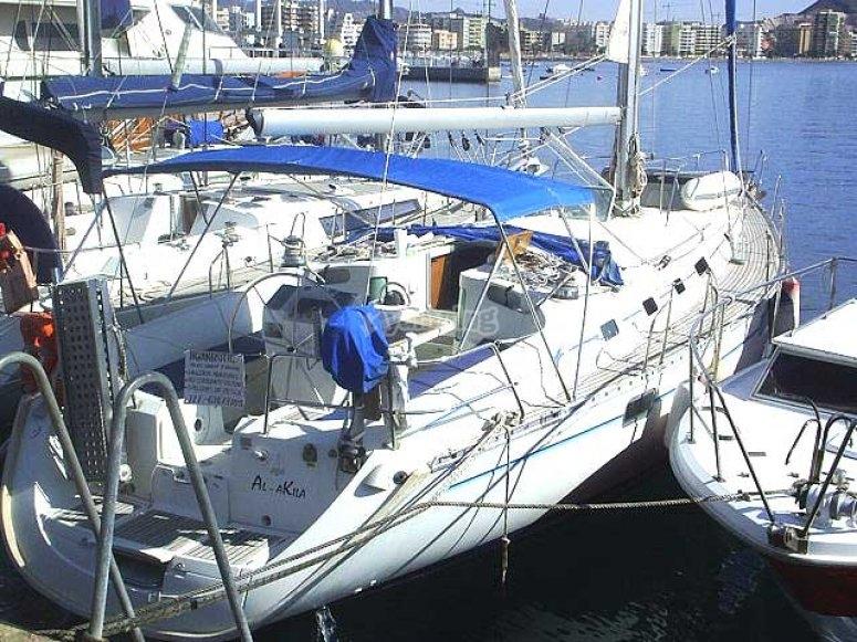 帆船巴伐利亚49
