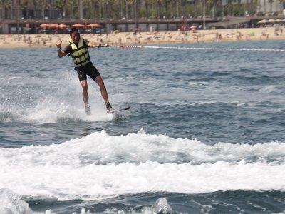 Wakeboarding al Port Olimpic di Barcellona 30 min