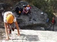 Climbing course in Ciudad Rodrigo