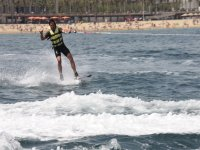 1 hour of water ski or wakeboard in Barcelona