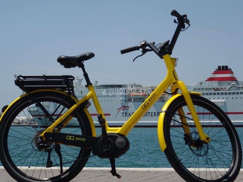 Alquiler de bici electrica