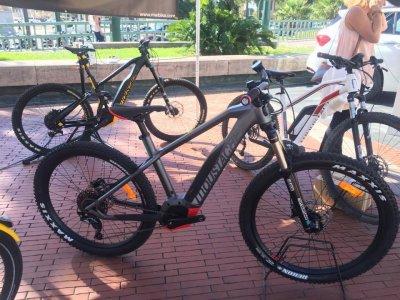 Alquiler bicicleta eléctrica en Málaga una jornada