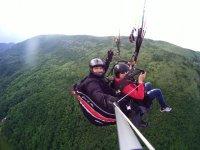 双座滑翔伞飞行,La Muela,瓜达拉哈拉