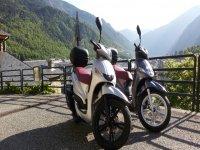 Noleggio scooter in Andorra