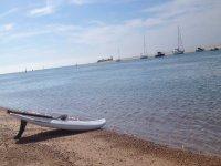 Clase de iniciación al paddle surf 1 hora