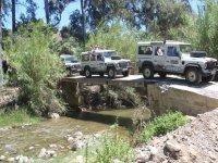 Tour para grupos en todoterreno por Andalucía