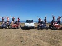 Rutas en buggy o todoterreno por Andalucía