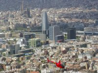 Helicopter flights in Barcelona