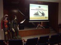 Training of pilots in Badajoz