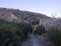 Practica orientación en Almería