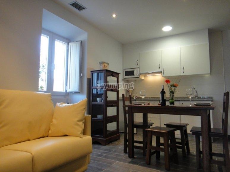 Apartamento de primera calidad