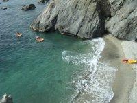 Kayaks a la cala