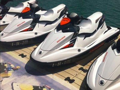 Jet-Ski Rental, 10-Hour Voucher, Port Olimpic