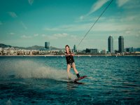Wakeboard a Barcellona