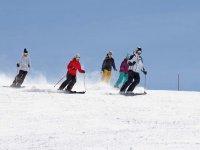 curso de esqui 3 horas