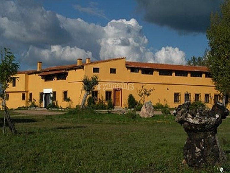 Facilities for bullfights