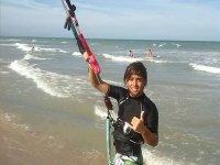 Campamentos de kite para todas las edades