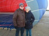 Vuelo en globo en Segovia para pareja en exclusiva