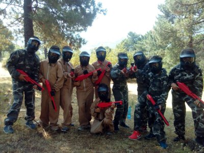 Alberjerte Paintball