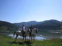 Cabalga por paisajes incomparables