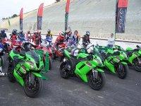 Conducción deportiva motos
