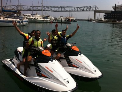 Jet Skiing in Barcelona - 30 Minutes