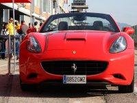 Conoce el Ferrari California