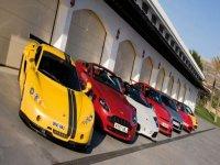 Nuestra flota de vehiculos de alta gama