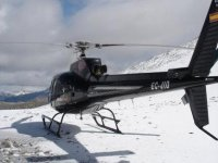 helicoptero de helitrans