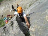Private climbing course in Málaga 2 days