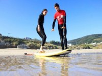 Surf camp Semana Santa en Carballo