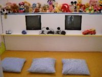 视频游戏室