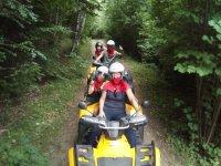 Excursiones en quads por Pirineos